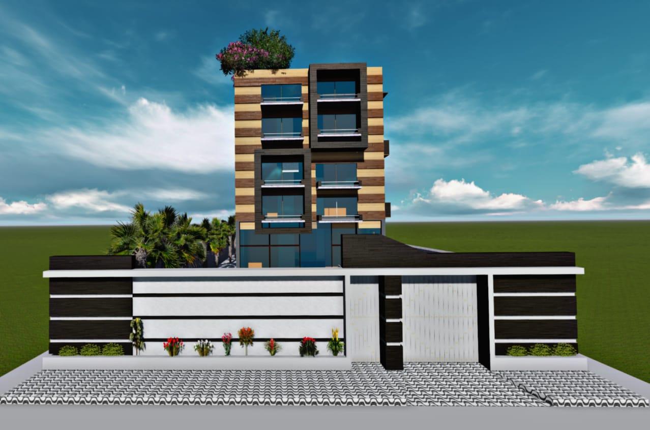 road front apartments